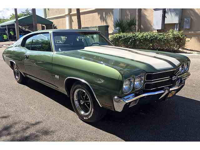 1970 Chevrolet Chevelle SS | 986233
