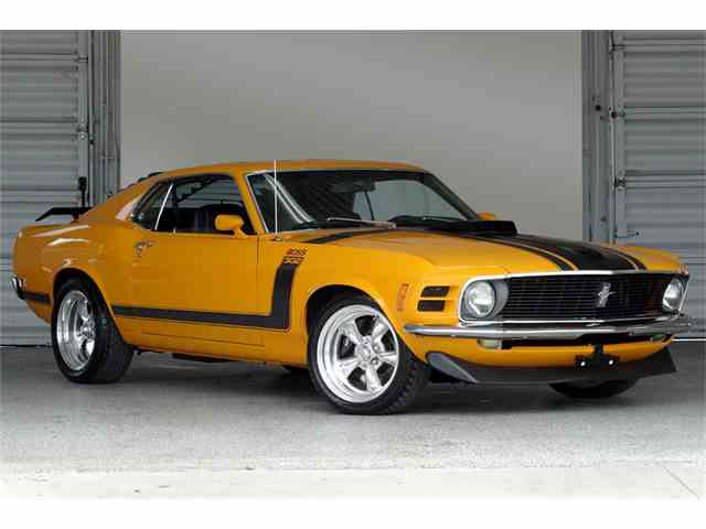 1970 Ford Mustang | 986234