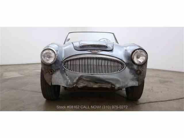 1963 Austin-Healey 3000 | 980624