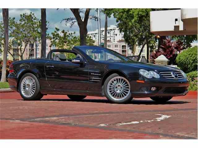 2003 Mercedes-Benz SL55 | 986241