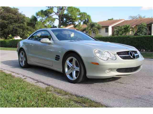 2003 Mercedes-Benz SL500   986246