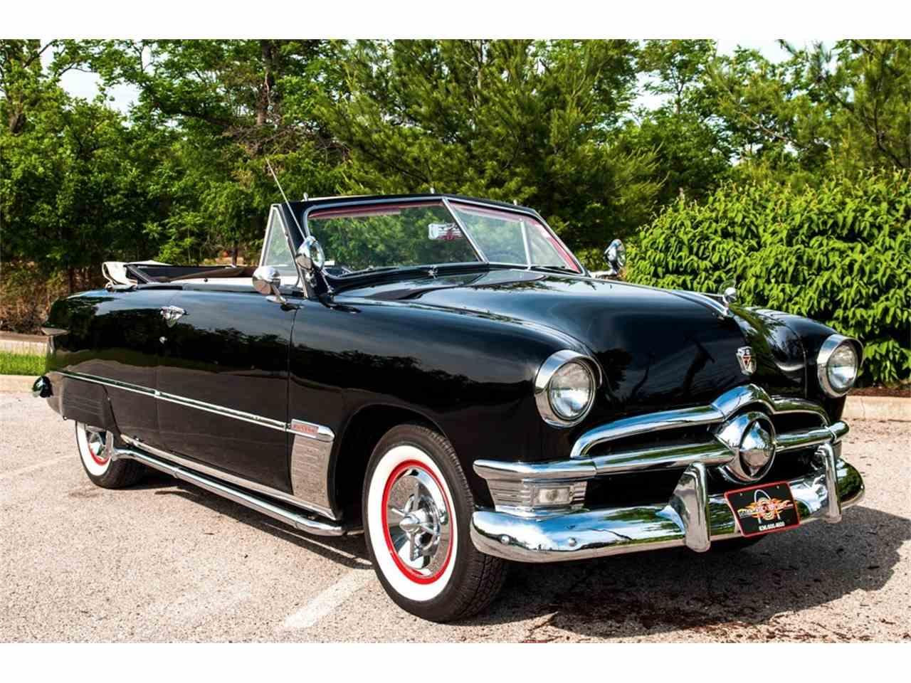1950 ford custom for sale cc 986248. Black Bedroom Furniture Sets. Home Design Ideas