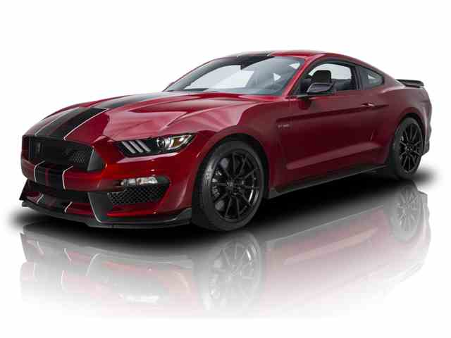 2017 Ford Mustang GT350 | 980625