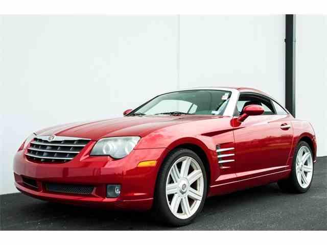 2004 Chrysler Crossfire | 986254