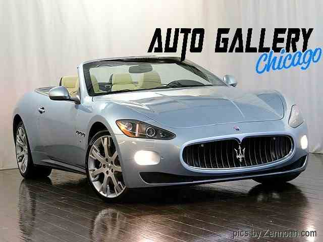 2011 Maserati GranTurismo Convertible | 986261