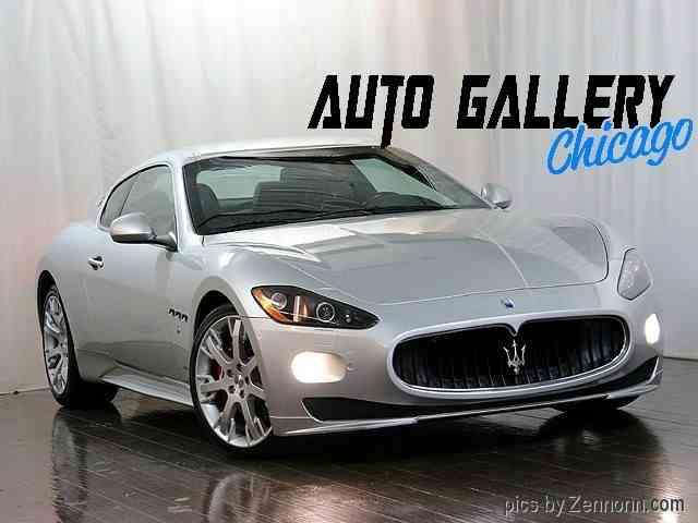 2012 Maserati GranTurismo | 986262