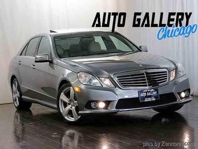 2010 Mercedes-Benz E350 | 986264