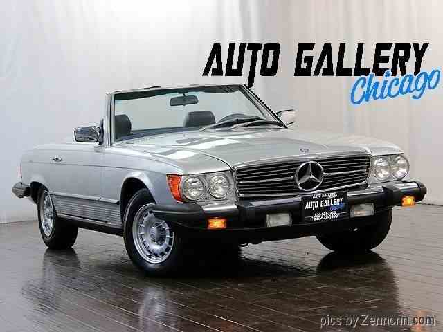 1985 Mercedes-Benz 380SL | 986266