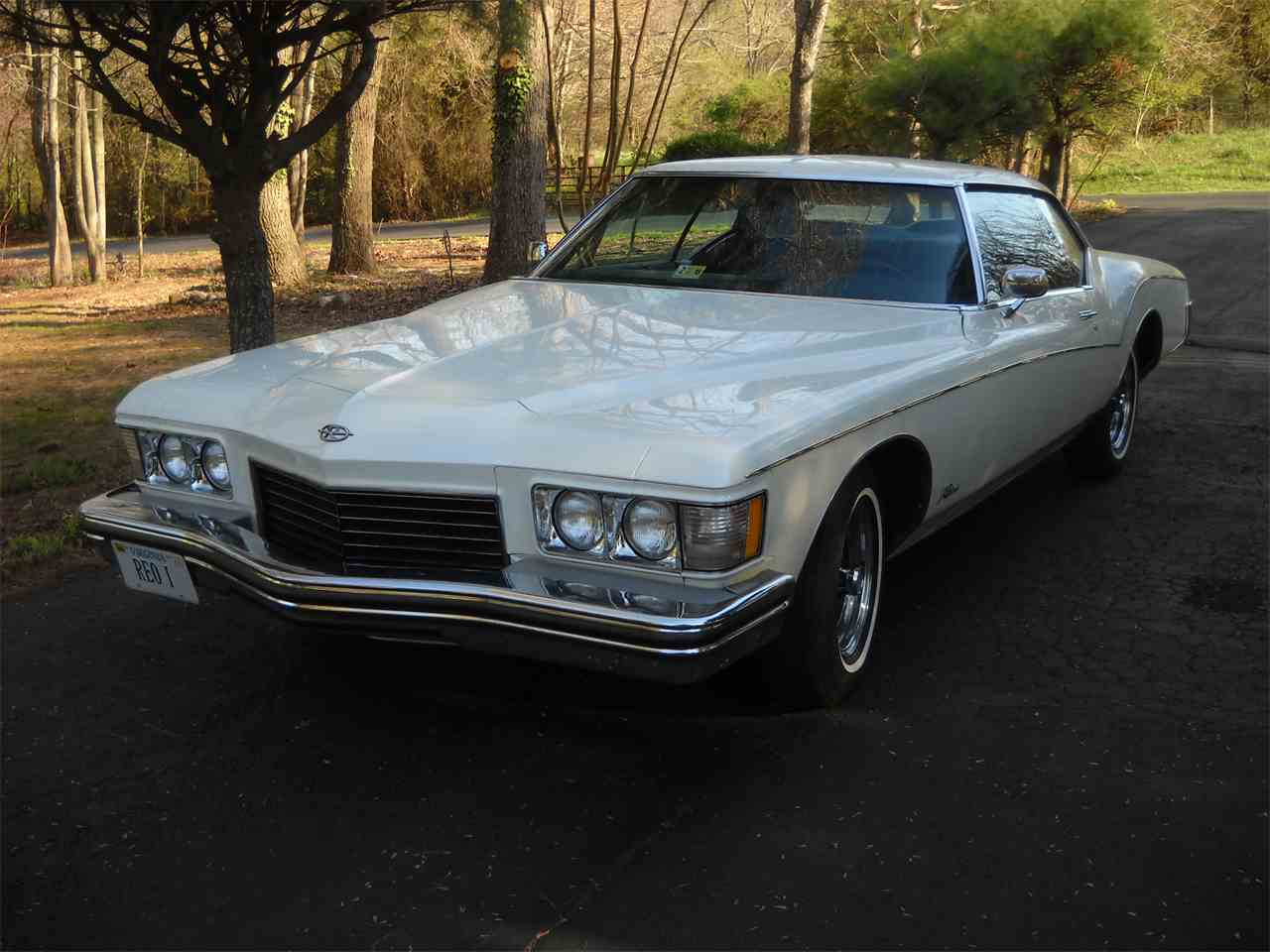 Custom 1973 Buick Riviera Is Rated At Nearly 1,000 ... |1973 Buick Riviera