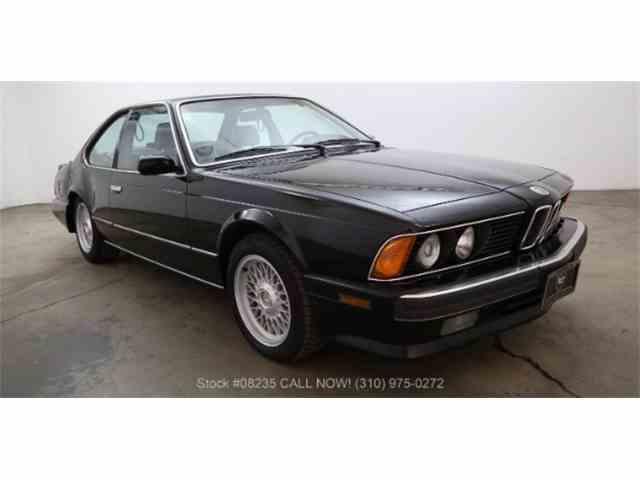 1988 BMW M6 | 980627
