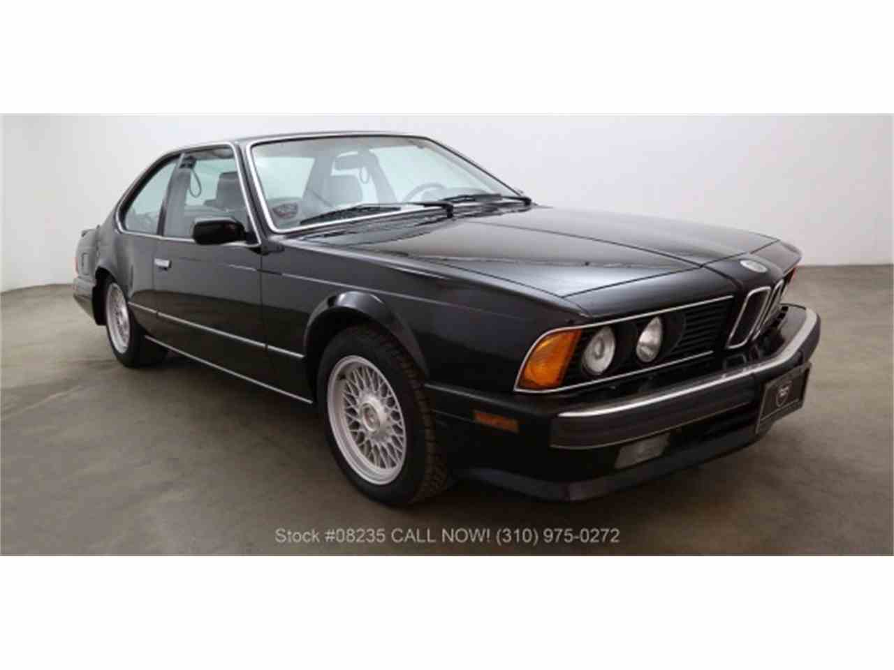 BMW M For Sale ClassicCarscom CC - 1988 bmw m6 for sale
