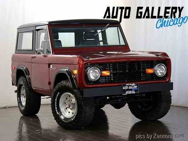 1973 Ford Bronco | 986270