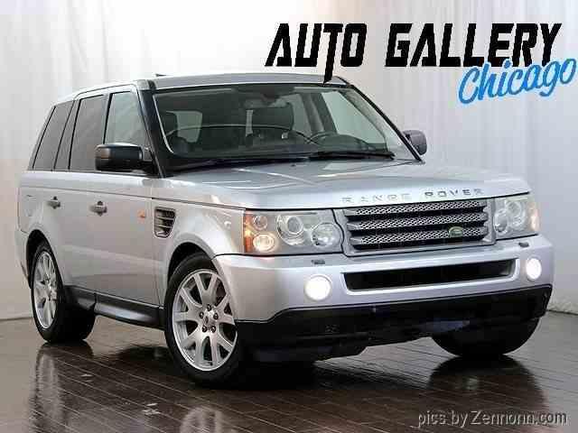 2008 Land Rover Range Rover Sport | 986271