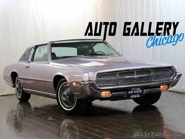1969 Ford Thunderbird | 986272