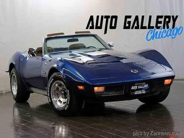 1973 Chevrolet Corvette | 986274