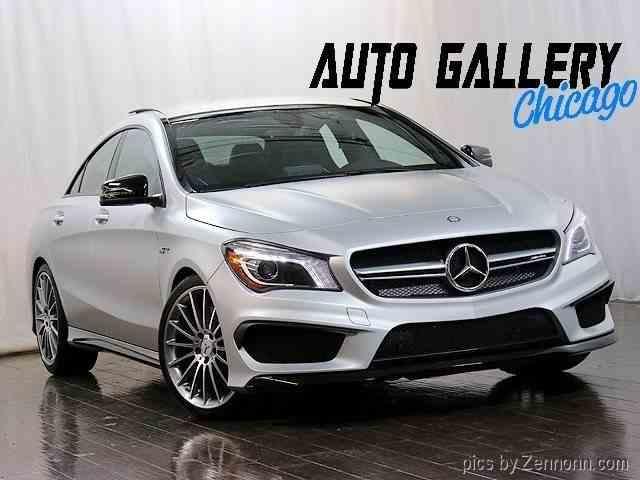 2015 Mercedes-Benz CLA 45 AMG | 986276