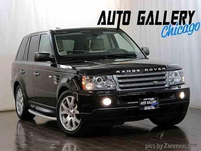 2009 Land Rover Range Rover Sport | 986277