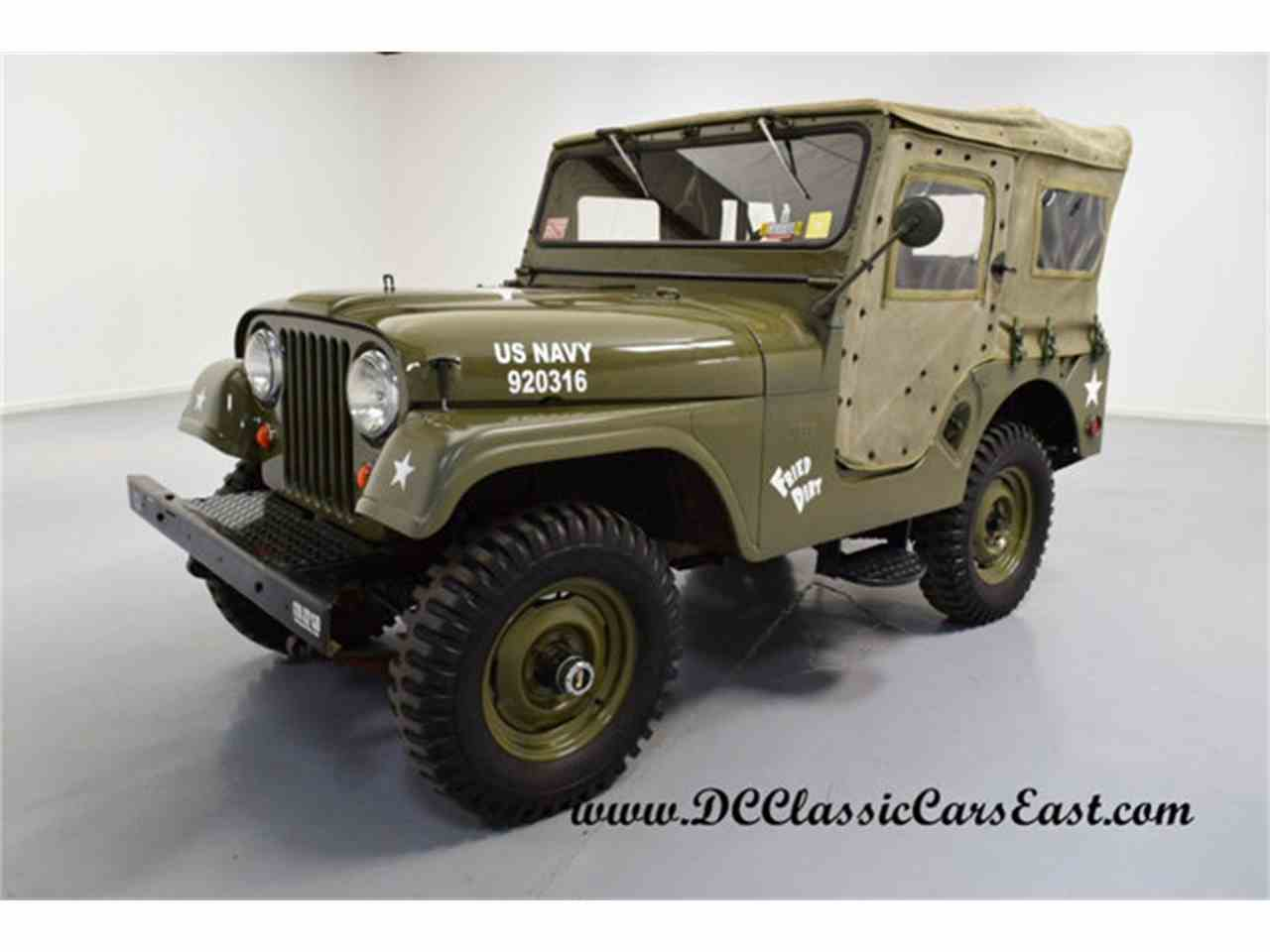 1960 willys jeep for sale cc 986285. Black Bedroom Furniture Sets. Home Design Ideas