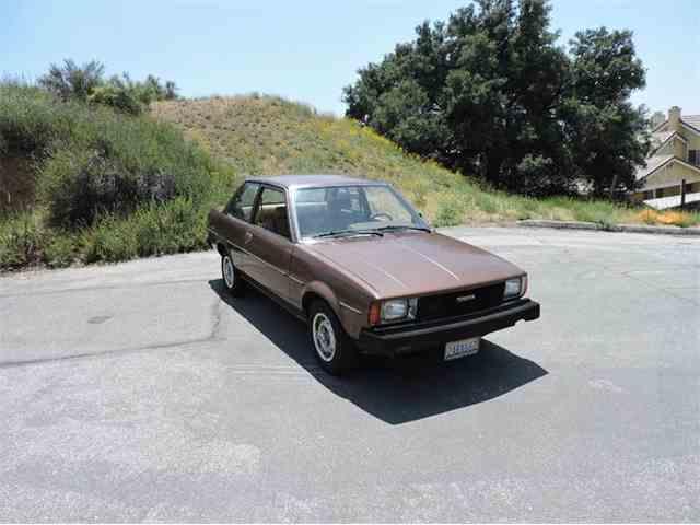 1981 Toyota Corolla | 986286