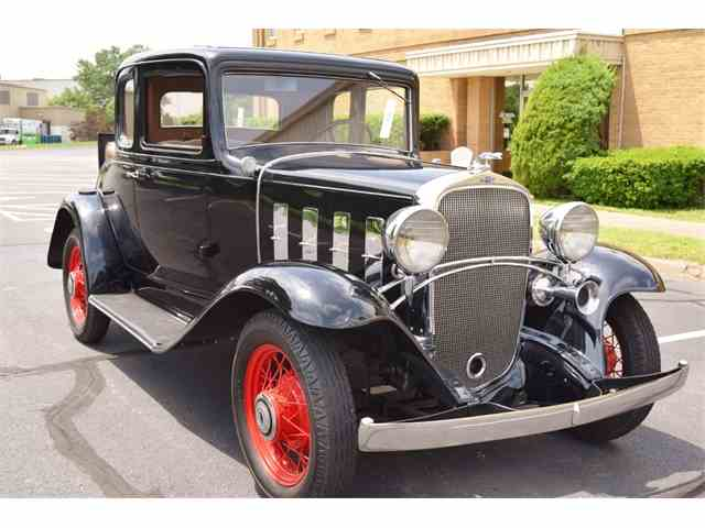 1932 Chevrolet BA Sports Coupe | 986288