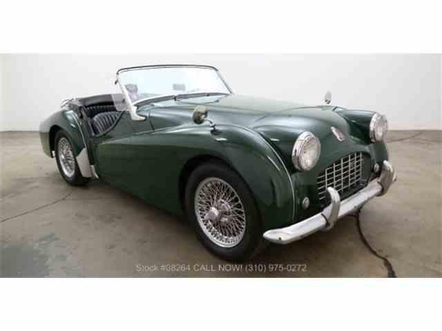 1956 Triumph TR3 | 980629