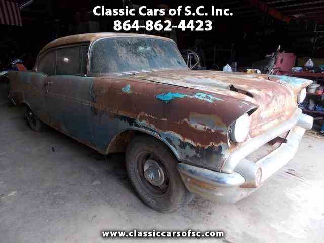 1957 Chevrolet Bel Air | 986296