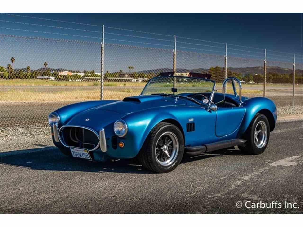 1965 Shelby Cobra for Sale - CC-986300