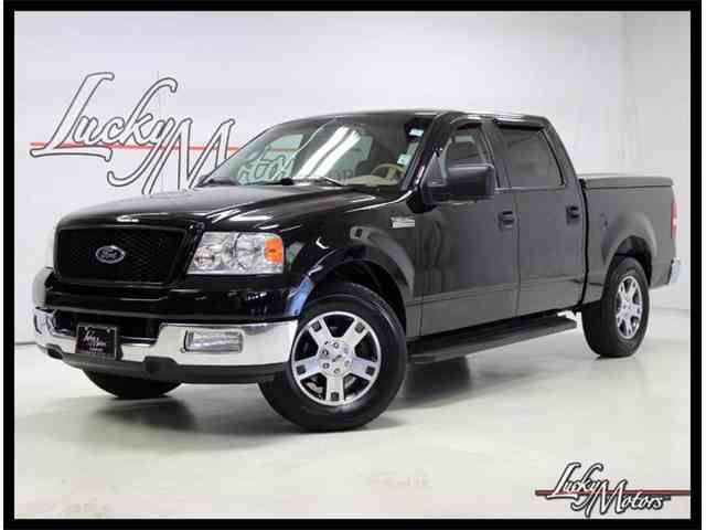 2005 Ford F150   986301