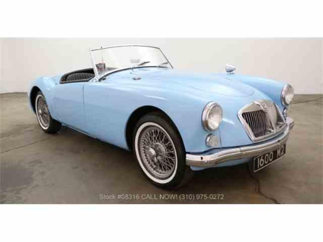 1962 MG MGA | 980631