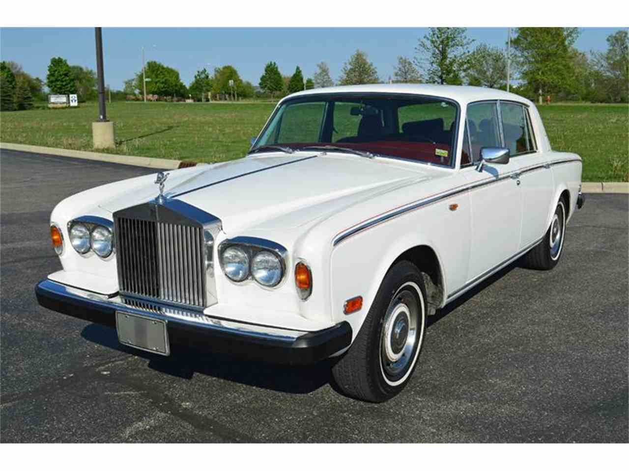 1980 rolls royce silver shadow for sale cc 986318. Black Bedroom Furniture Sets. Home Design Ideas