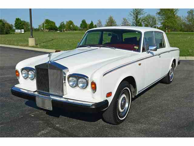 1980 Rolls-Royce Silver Shadow | 986318