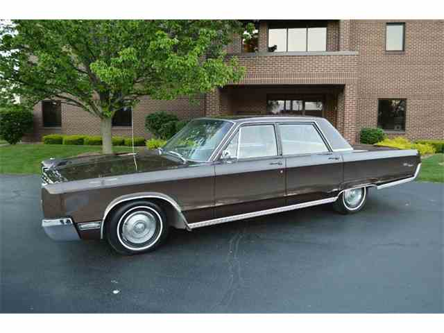 1967 Chrysler Newport | 986319