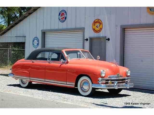 1949 Kaiser Virginian 4-Dr. Hardtop | 986326