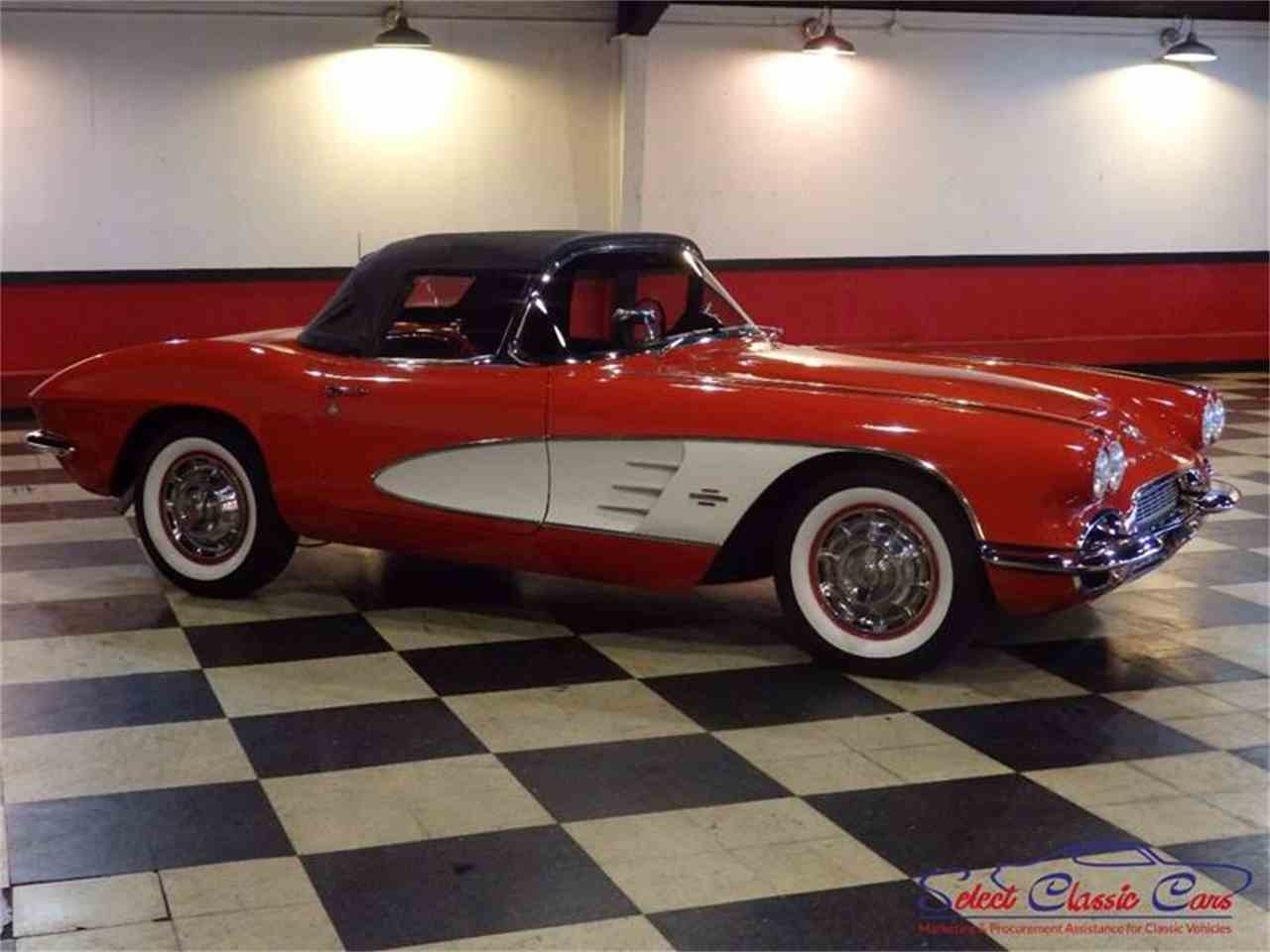 1961 Chevrolet Corvette for Sale - CC-986329