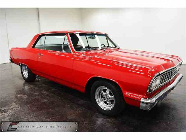 1964 CHEVROLET CHEVELLE BIG BLOCK 5 SPEED | 980633
