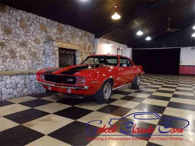 1969 Chevrolet Camaro | 986330
