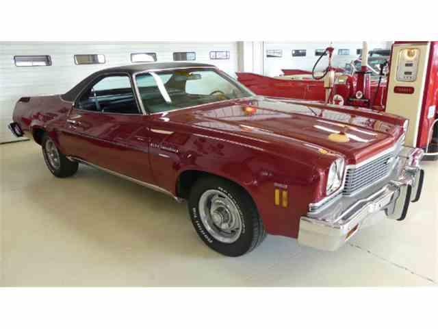 1973 Chevrolet El Camino | 986332
