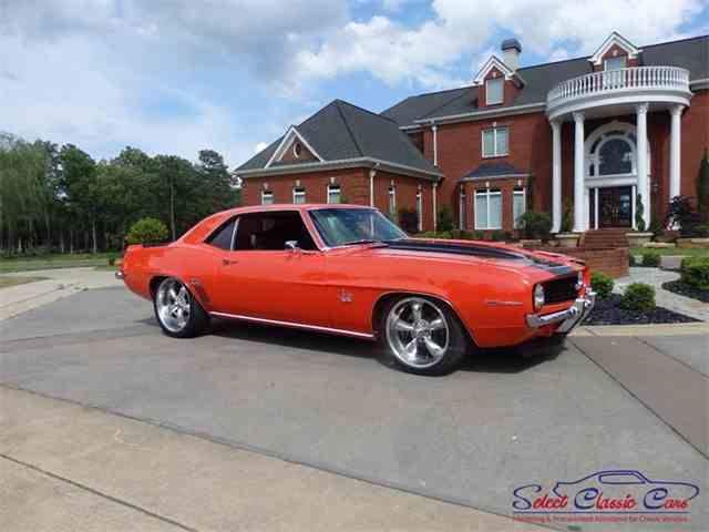 1969 Chevrolet Camaro | 986333
