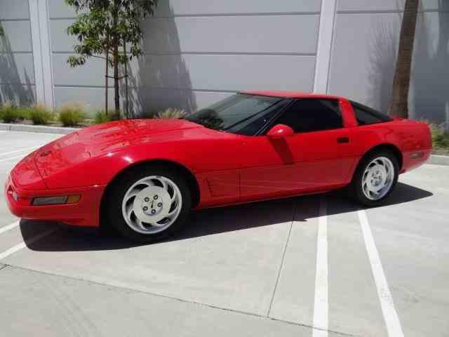 1996 Chevrolet Corvette | 986339