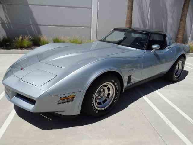 1982 Chevrolet Corvette | 986340