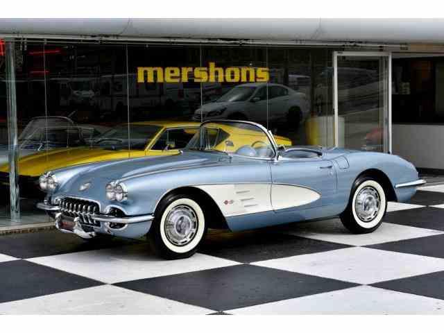 1959 Chevrolet Corvette | 986342