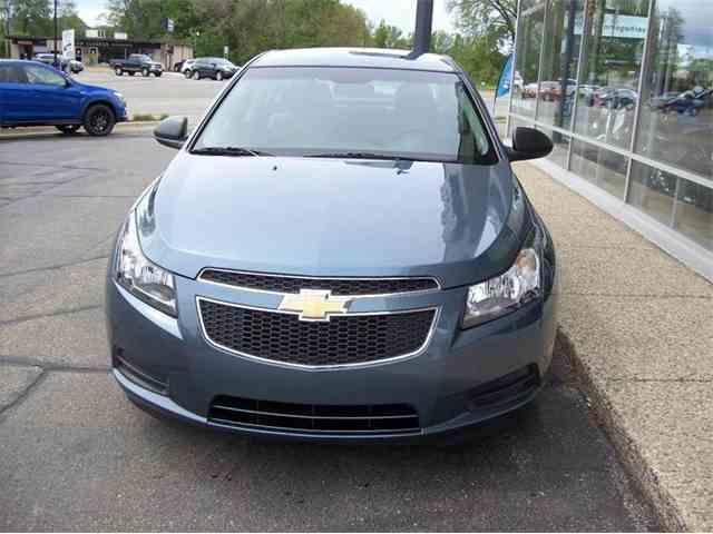 2012 Chevrolet Cruze | 986344