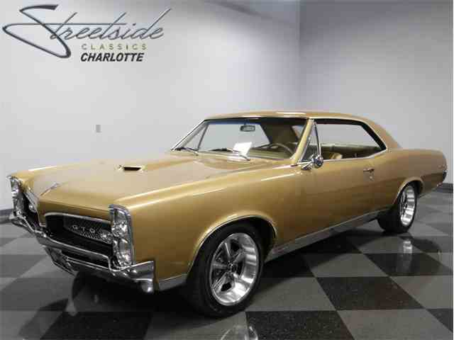 1967 Pontiac GTO | 986346
