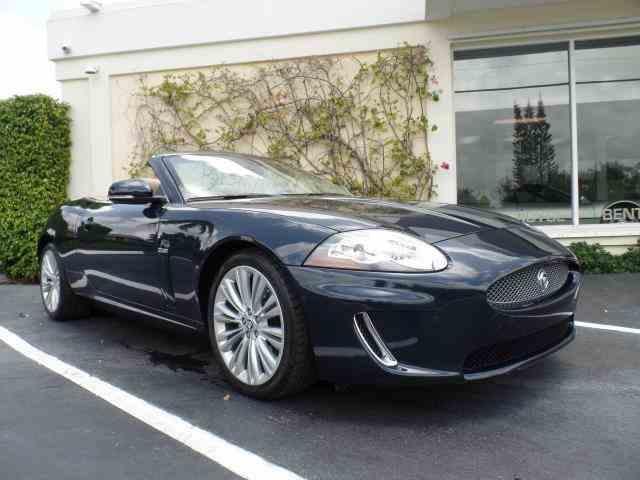 2010 Jaguar XK Portfolio | 986348