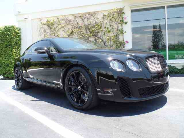 2010 Bentley Continental Supersports | 986349