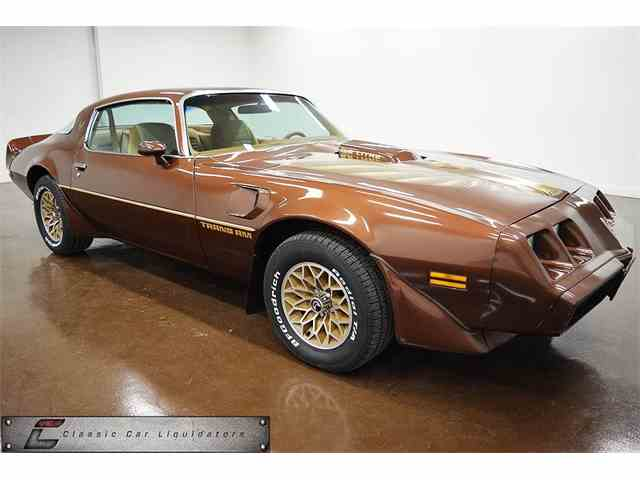 1979 Pontiac Firebird Trans Am | 980635