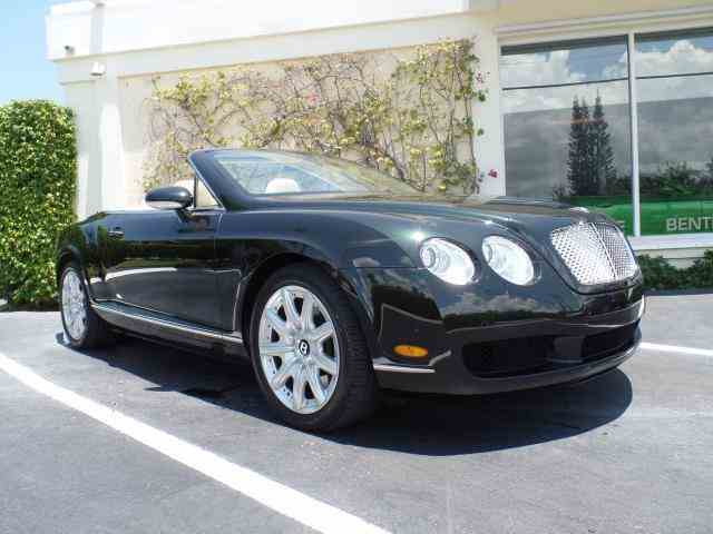2007 Bentley Continental GTC | 986350