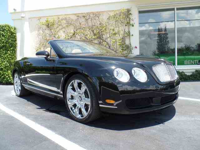 2008 Bentley Continental GTC | 986351