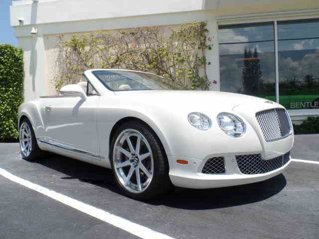 2013 Bentley Continental GTC W12 RennTech | 986352