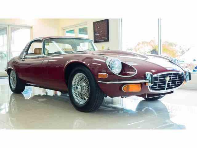 1974 Jaguar XKE | 986355